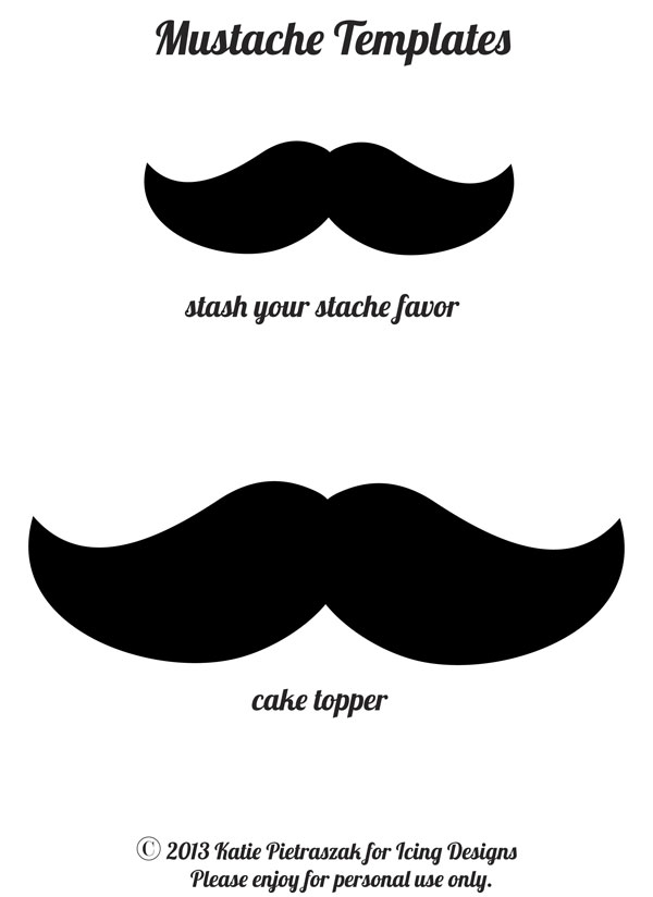 Bigote Broches De Fieltro Ideas Y Trucos Para Broches