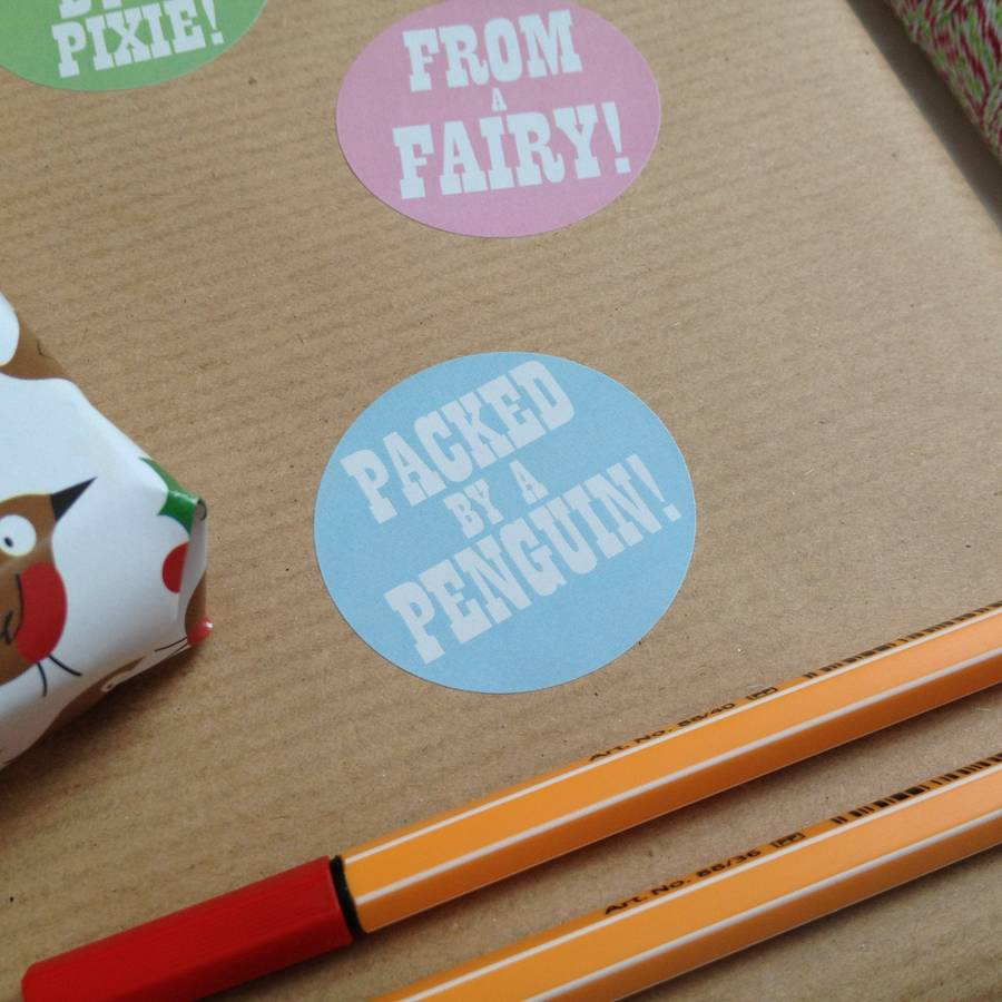 Etiquetas personalizadas regalos 3