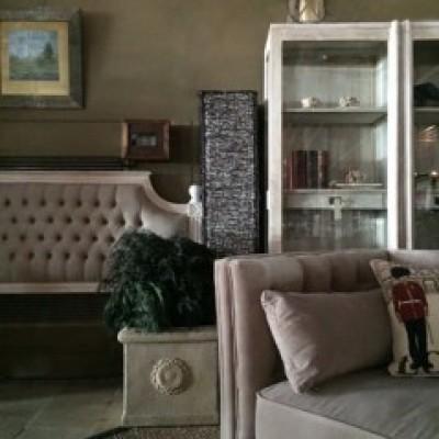 Preciosos muebles coloniales e industriales!