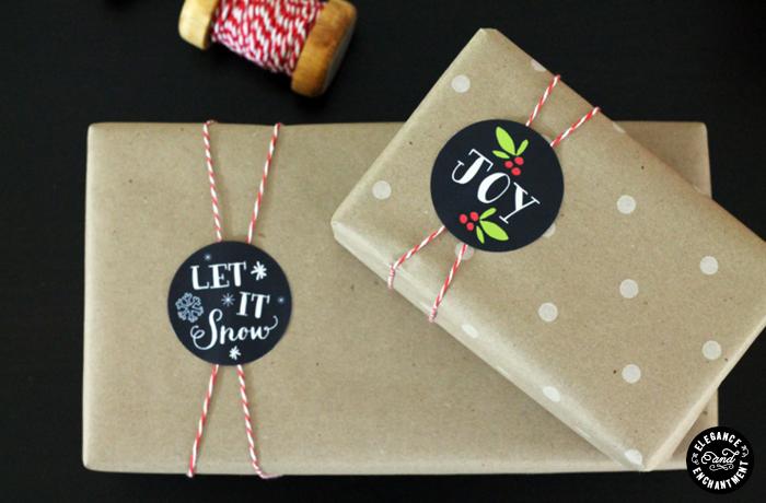 Etiquetas personalizadas regalos 2
