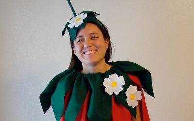 10 Disfraces de fieltro para Halloween: ¡Fáciles de hacer y súper chulos!