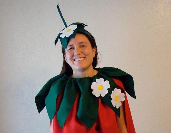 10 Disfraces De Fieltro Para Halloween Faciles De Hacer Y Super - Disfraces-chulos-para-halloween
