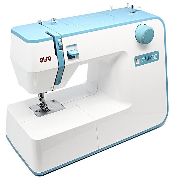 Mi primera máquina de coser doméstica