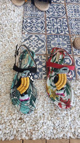 Sandals colors