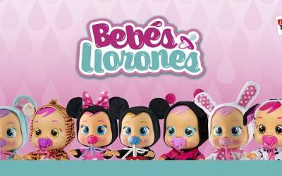 Análisis y guía de compra de los Muñecos bebés llorones
