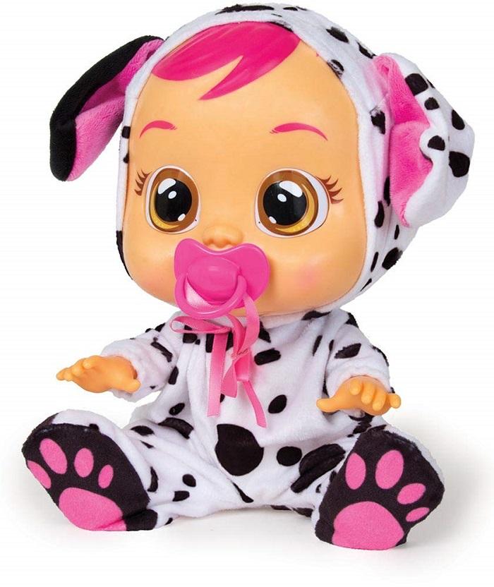 Muñecos bebés llorones Dotty