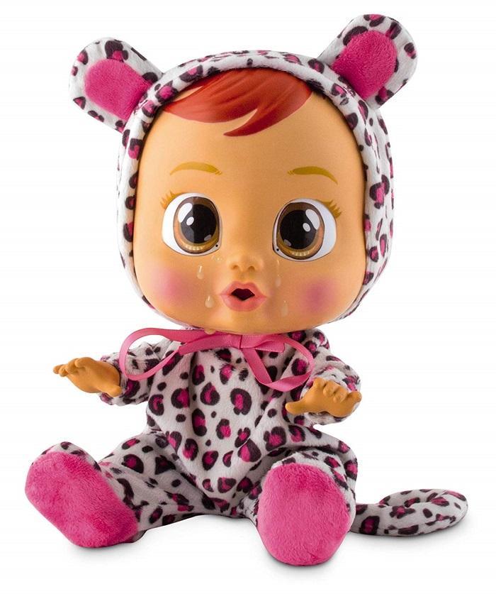 Muñecos bebés llorones Lea